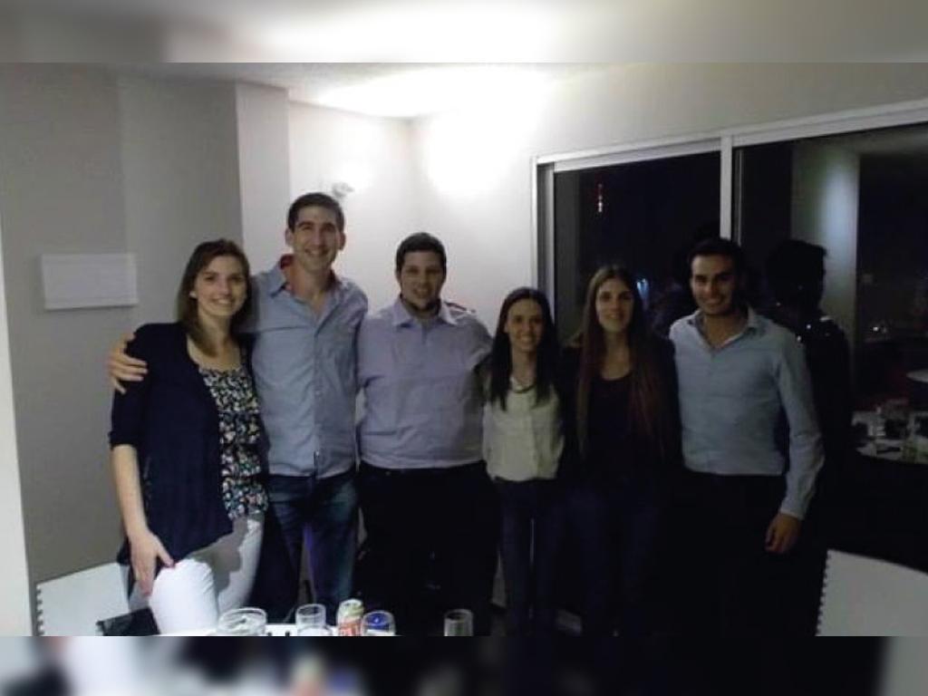 Tiberia despidió el 2014 junto a sus clientes