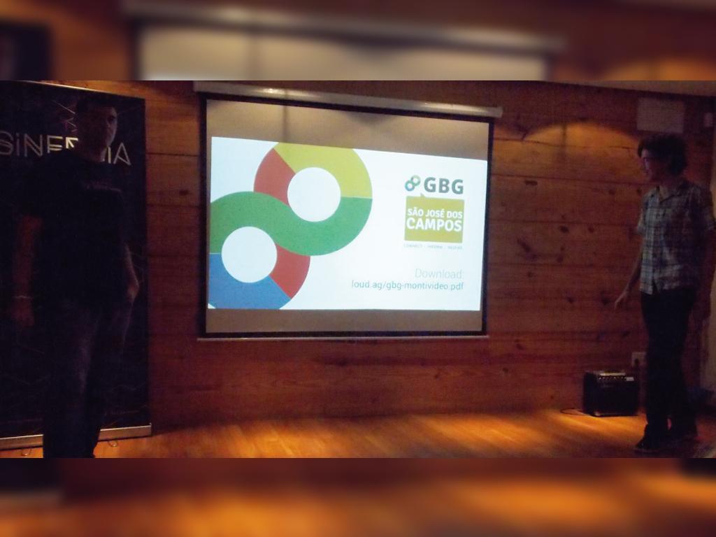 Conferencia junto a la Comunidad de Google