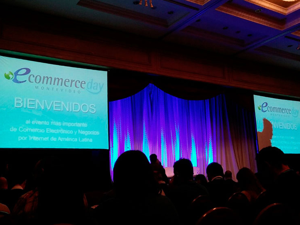 Evento eCommerce Day Uruguay