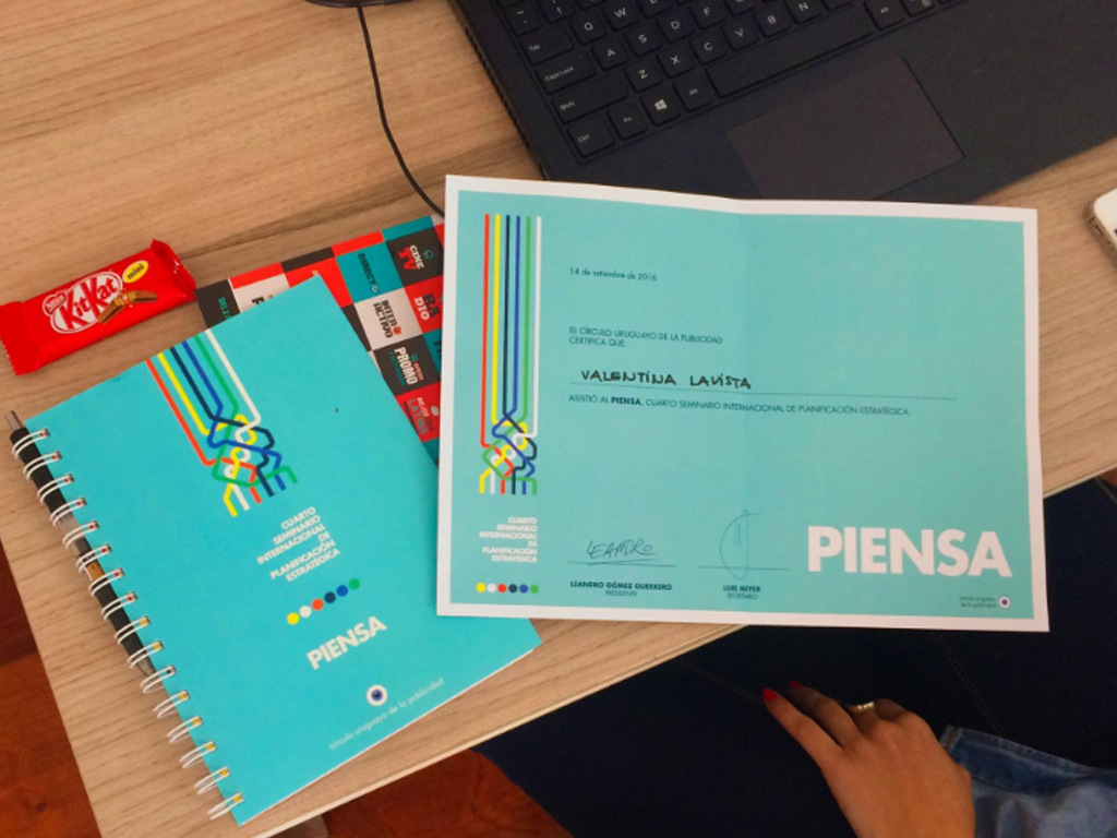 Seminario Piensa 2016 - Planificación estratégica