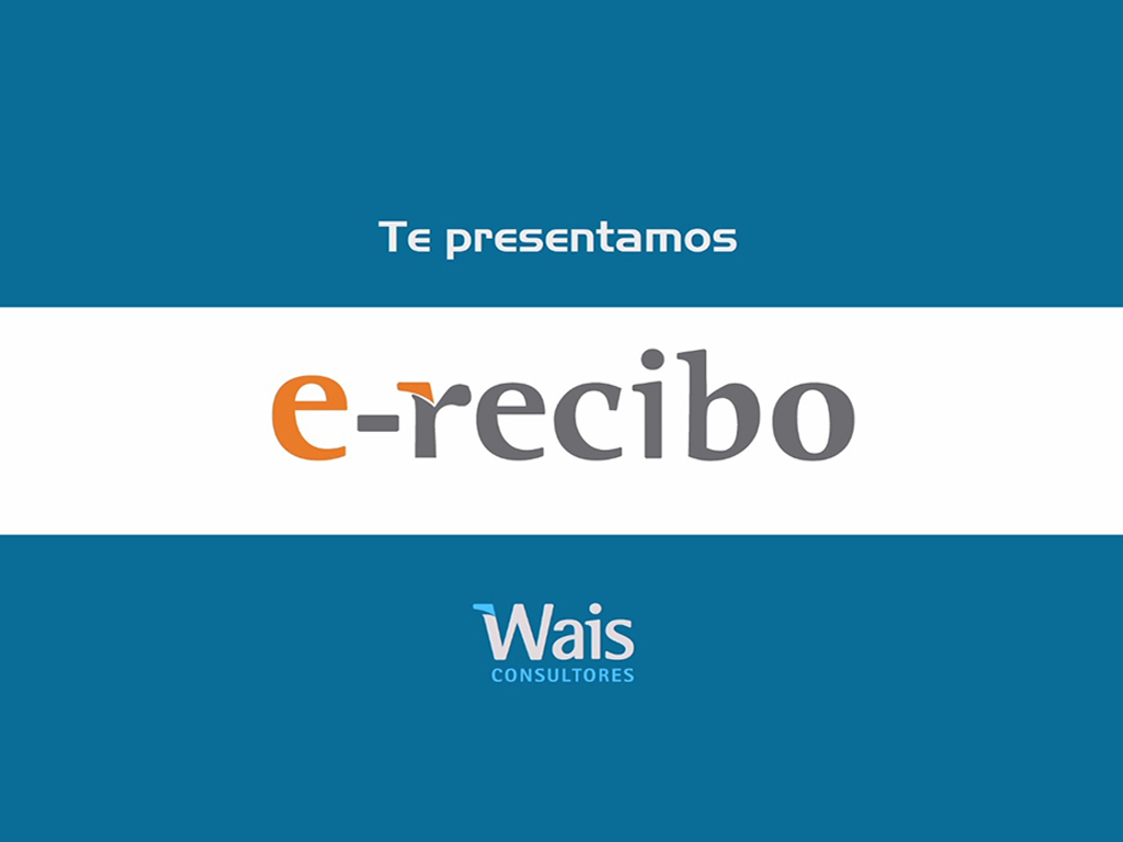 Video Marketing E–recibo