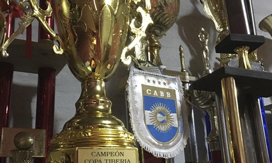 Copa 5 años Tiberia