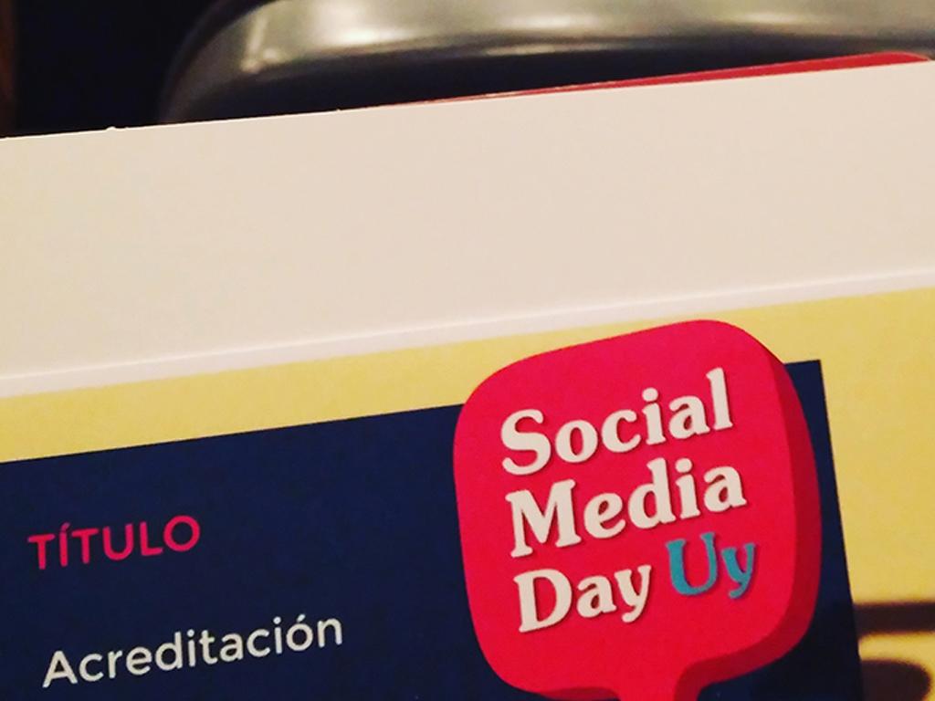 Tiberia presente en Social Media Day 2017