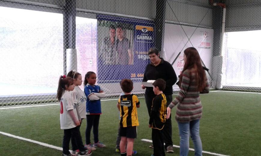 """""""No a la violencia en el deporte"""": Fundación Celeste y la Fiscalía General de la Nación"""