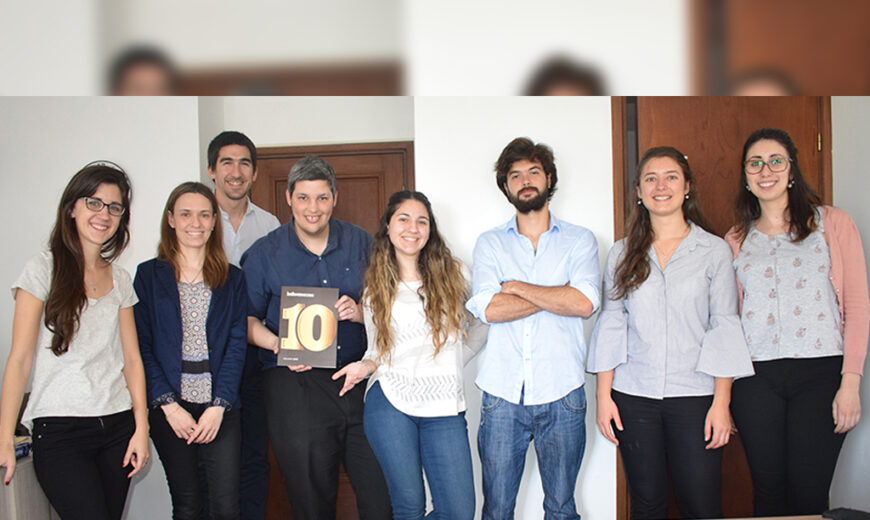 Tiberia entre las nominadas por InfoNegocios como mejor agencia digital del 2017