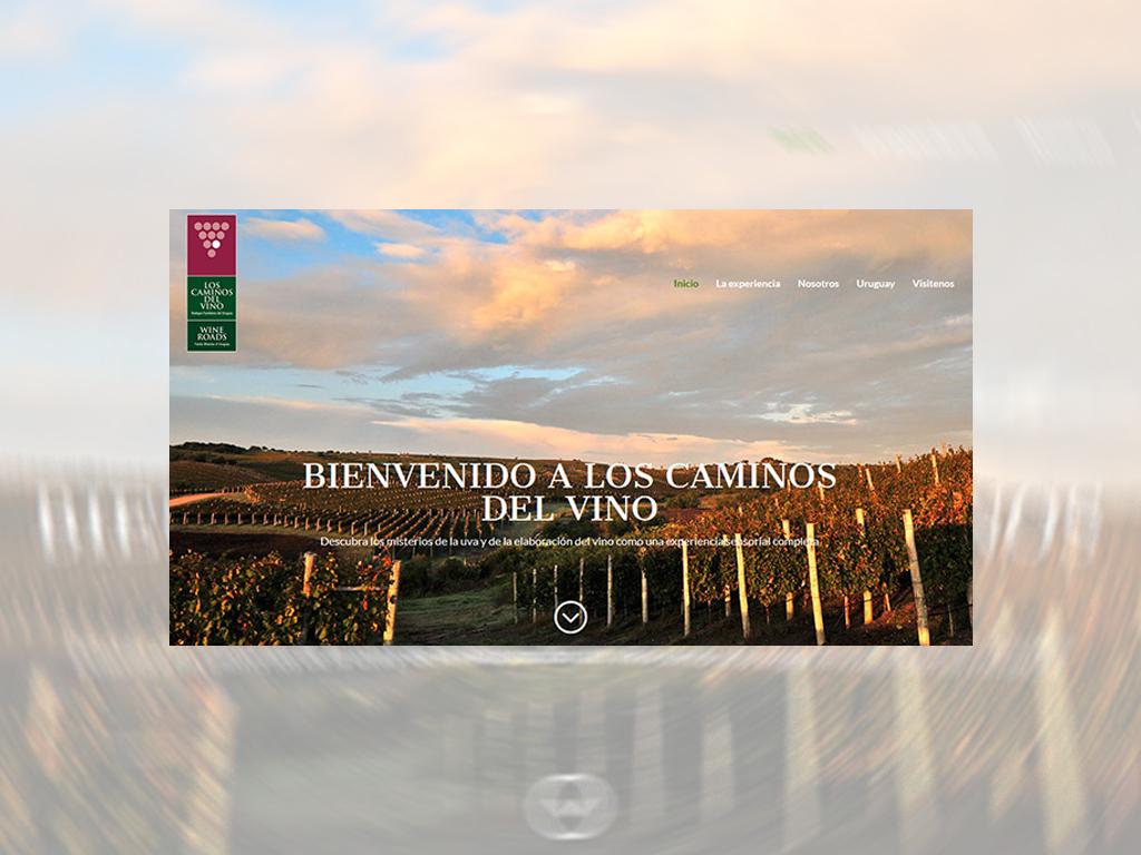 Los Caminos del Vino Uruguay nos elige.