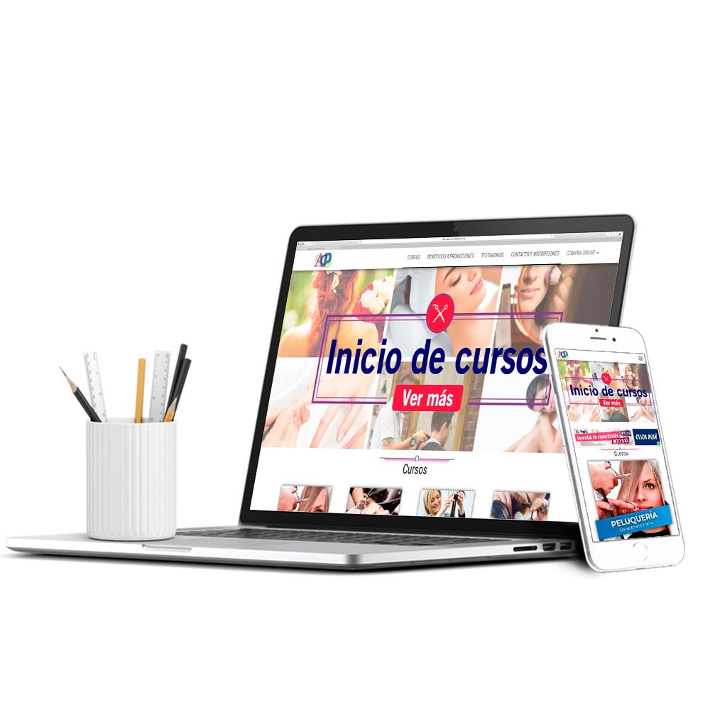 Alta Capacitación Uruguay - Web - Tiberia