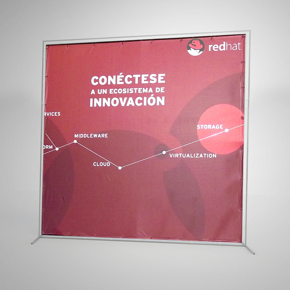 Redhat - Diseño Gráfico - Tiberia