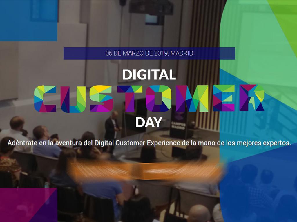 Digital Costumer Day: liderar el cambio de tu organización con estrategias Customer Experience.