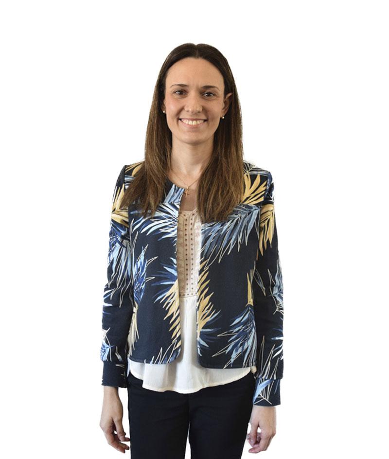 Equipo líder - Tiberia - Florencia Piruni