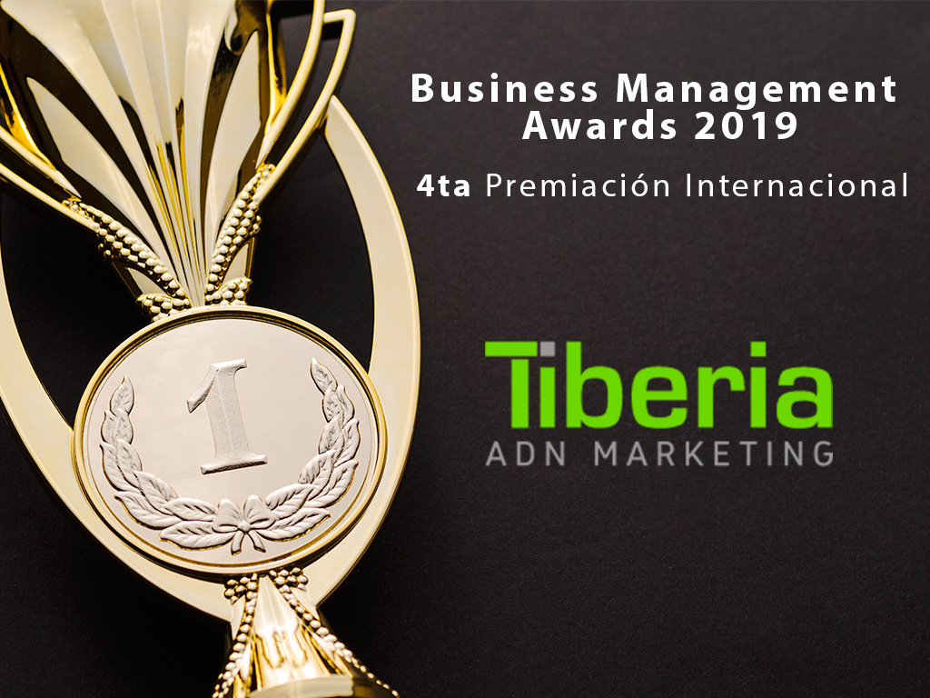 4ta Premiación Internacional - Tiberia