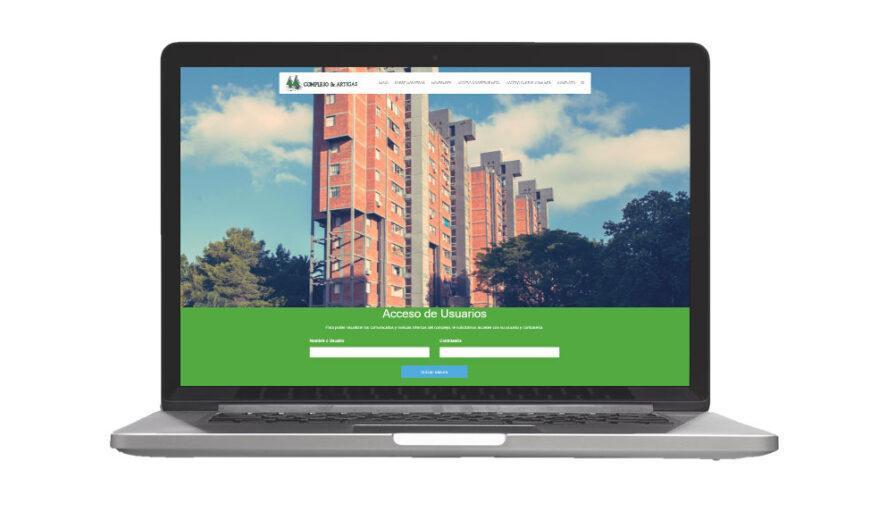 Desarrollamos sitio web para Complejo Bulevar